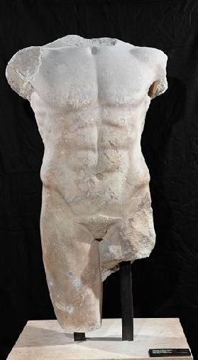 Male torso from Miletus
