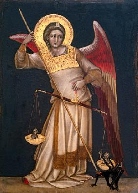 Guariento d` Arpo : Guariento / Angel of Justi...