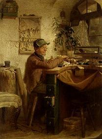 Manes, Guido : The goldsmith.