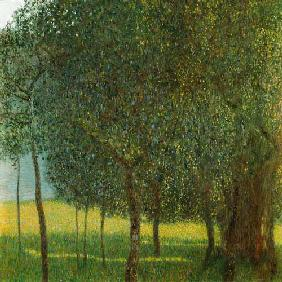 Klimt, Gustav : Fruit Trees