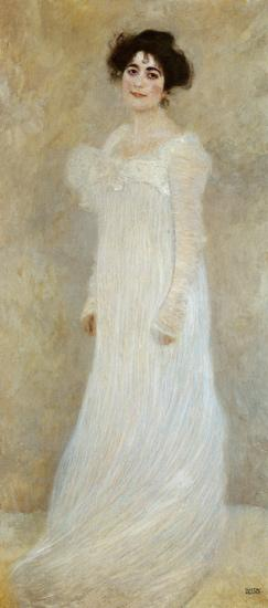 Portrait of Serena Lederer 1899