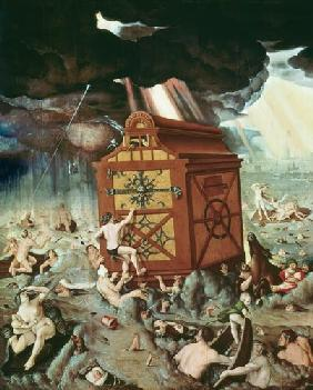 Baldung Grien, Hans : The Flood.