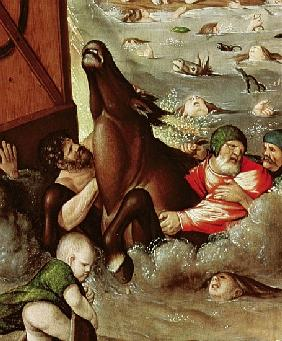 Baldung Grien, Hans : The Flood, 1516 (detail of...