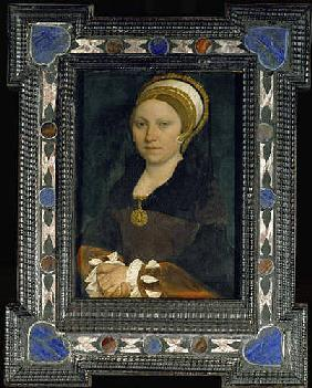 Holbein the Younger, Hans : Portr�t of an english Lady