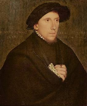 Henry Howard, Earl of Surrey, c.1542 (oil & tempera on panel)