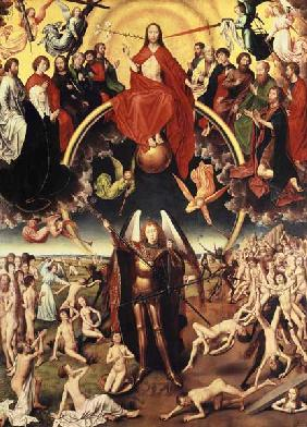 Memling, Hans : Last Judgement