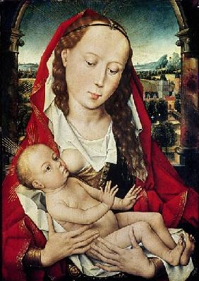 Virgin and Child, c.1467-70