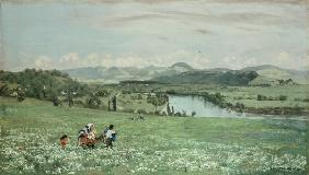 At the Rhine at Säckingen