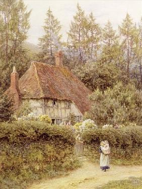 A Cottage near Haslemere