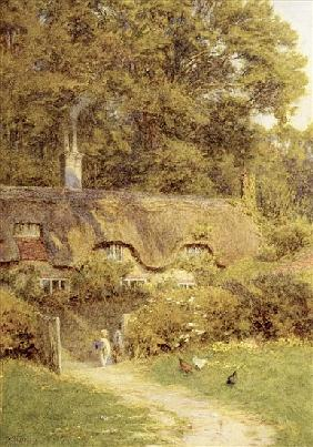 Cottage at Farringford, Isle of Wight