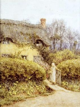 Cottage near Freshwater