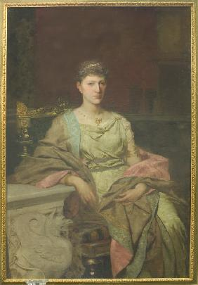 Portrait of Countess Tyszkiewicz
