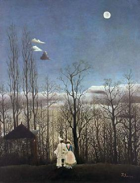 Rousseau, Henri Julien-F�lix : A Canvival Evening