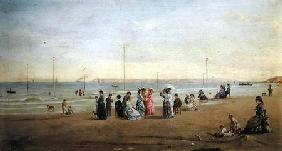 Seaside at Trouville