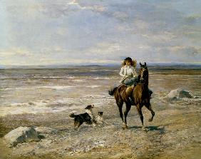 Hardy, Heywood : Pony Ride on the Beach