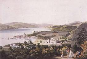 The Town of Inverary, pub. by Smith and Elder
