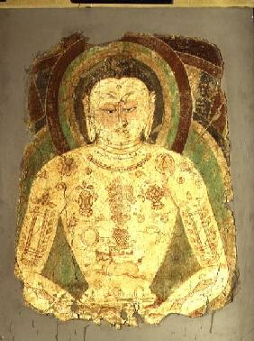 Vairochana Buddha, from Balawaste