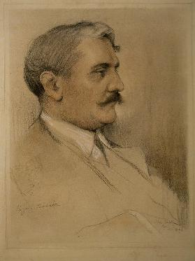 Portrait of the composer Jean Roger-Ducasse (1873-1954)