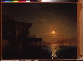 Constantinople at Evening