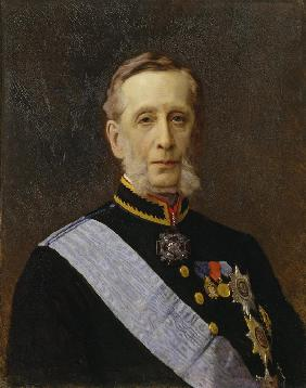 Portrait of Count Pyotr Alexandrovich Valuyev (1815-1890)