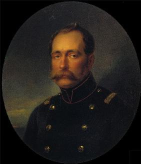 Kramskoi, Iwan Nikolajewitsch : Portrait of Grand Duke Mic...