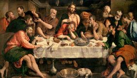 The Last Supper / Bassano