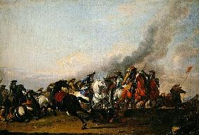 Collision of the Cavalry