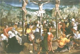 Provost, Jan : Crucifixion