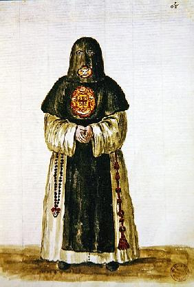 Robes of the Confraternity of the Name of God