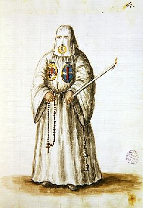 Robes of the Confraternity of St. Bernard of Siena