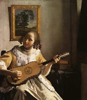 The Guitar Player 1667
