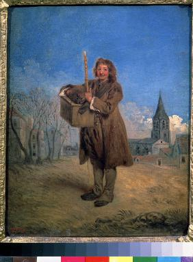 Savoyard with a Marmot