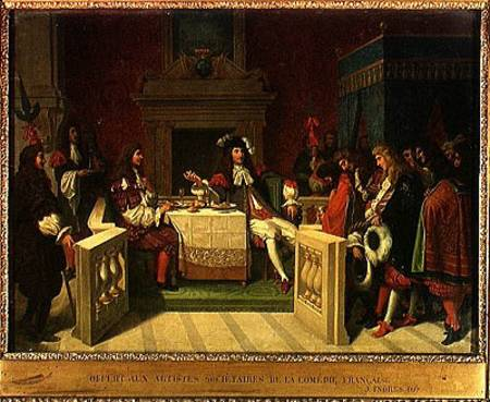 rencontre moliere louis xiv Find out more about the history of louis xiv, including videos, interesting articles, pictures, historical features and more get all the facts on historycom.