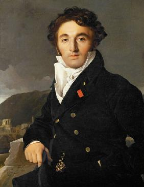 Portrait of Charles Cordier (1777-1870)