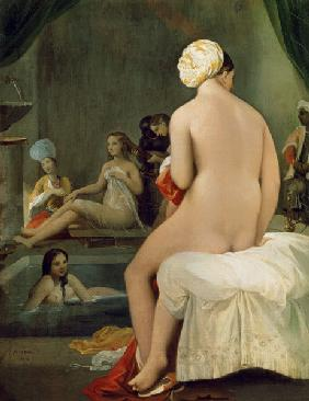 The Little Bather in the Harem
