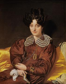 Portrait of Madame Marcotte de Sainte-Marie (1803-62)