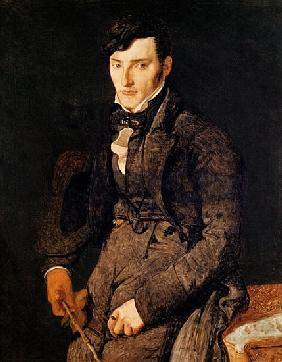 Portrait of Jean-Pierre-Francois Gilibert (1783-1850) 1804-05