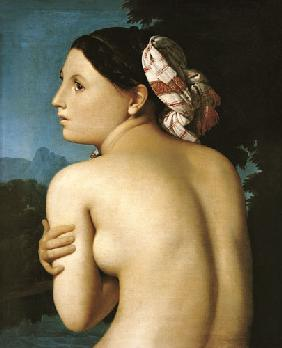 Ingres, Jean Auguste Dominique : Female back act.
