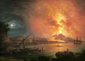The Eruption of Vesuvius