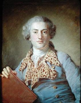 Portrait of Jean-Georges Noverre (1727-1810)