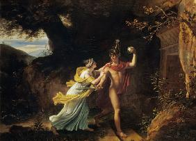 Ariadne and Theseus
