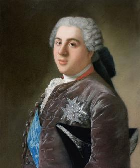 Portrait of Louis, Dauphin of France (1729–1765)