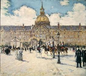 The Hotel des Invalides