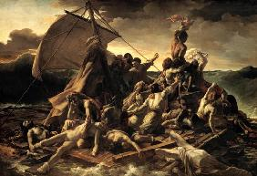 G�ricault, Jean Louis Th�odore : The raft of the Medusa