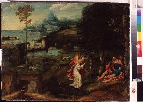 Landscape with the Legend of Saint Roch