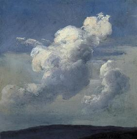 Dahl, Johan Christian Clausen : Cloud Study