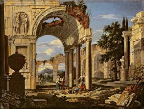 Landscape with Ruins