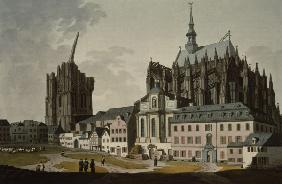 Cologne, Cathedral, Ziegler aft. Janscha