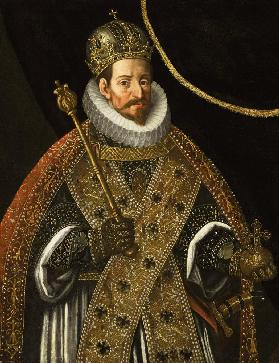 Portrait of Matthias (1557-1619), Holy Roman Emperor