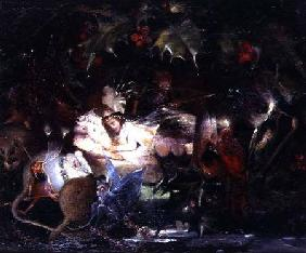 Fitzgerald, John Anster : The Fairy Bower
